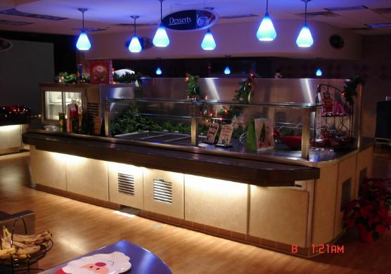 Commercial Countertop Fabrication Solid Surface Granite